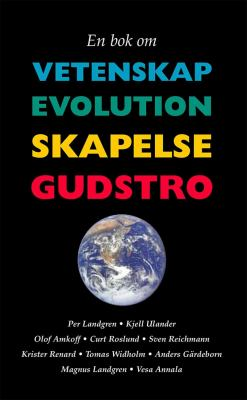 En bok om vetenskap, evolution, skapelse, Gudstro