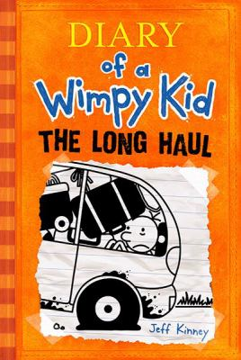 The long haul / by Jeff Kinney.