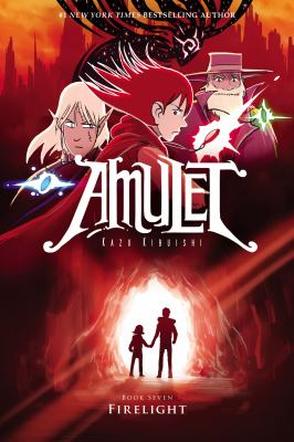 Amulet: Book 7, Firelight