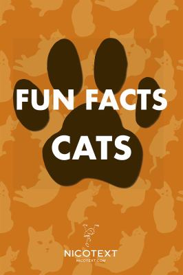 Fun Fact Cats