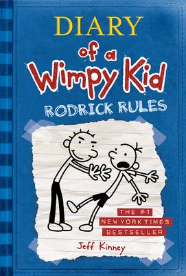 Rodrick rules / by Jeff Kinney.
