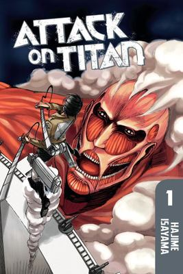 Attack on Titan: Vol. 1